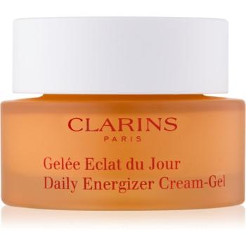 Fotografie Clarins Daily Energizer denní gelový krém s matujícím účinkem pro mastnou a smíšenou pleť 30 ml