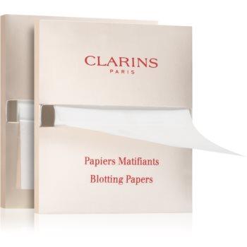 Clarins Blotting Papers hartii matifiante rezervã imagine