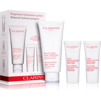 Clarins Balanced Moisture Program set cosmetice I.