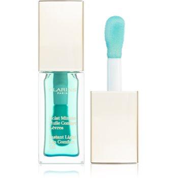 Clarins Instant Light Lip Comfort Oil vyživující péče na rty odstín 06 Mint 7 ml