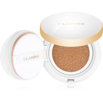 clarins face make-up everlasting cushion burete cu machiaj de lungă durată spf50