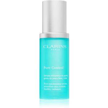 Clarins Pore Control Serum Ser pentru pielea obosita cu efect de a minimaliza porii