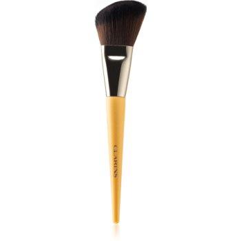 Clarins Make-up Brush perie pentru aplicare fard de obraz