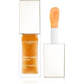 Clarins Lip Comfort Oil ulei hrãnitor de buze imagine produs