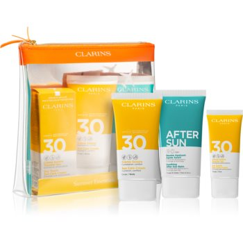 Clarins Summer Essentials set de cosmetice (protectie solara) imagine produs