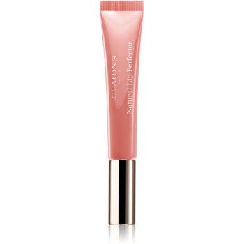 Clarins Natural Lip Perfector lip gloss cu efect de hidratare