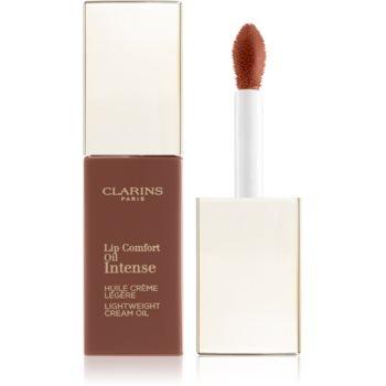 Clarins Lip Comfort Oil Intense ulei luciu de buze cu efect de nutritiv