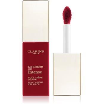Clarins Lip Comfort Oil Intense ulei luciu de buze cu efect de nutritiv imagine produs