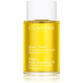 Clarins Tonic Body Treatment Oil ulei pentru fermitate impotriva vergeturilor poza noua