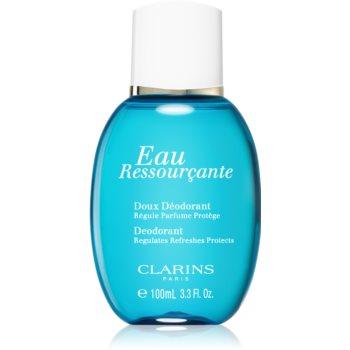 Clarins Eau Ressourcante Deodorant deodorant spray pentru femei
