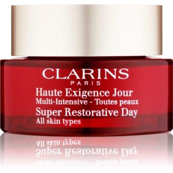 Fotografie Clarins Super Restorative zpevňující denní krém pro všechny typy pleti 50 ml