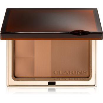 Clarins Bronzing Duo Mineral Powder Compact pudra bronzanta cu minerale