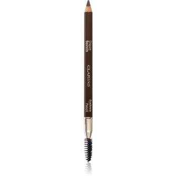 Clarins Eyebrow Pencil dlouhotrvající tužka na obočí odstín 02 Light Brown 1,1 g