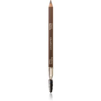 Clarins Eyebrow Pencil dlouhotrvající tužka na obočí odstín 03 Soft Blond 1,1 g