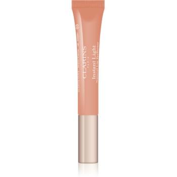 Clarins Lip Make-Up Instant Light lesk na rty s hydratačním účinkem odstín 03 Nude Shimmer 12 ml