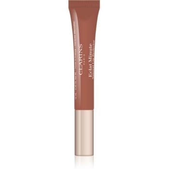 Clarins Lip Make-Up Instant Light lesk na rty s hydratačním účinkem odstín 06 Rosewood Shimmer 12 ml