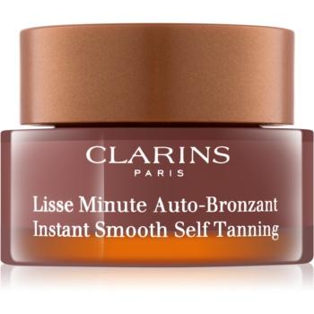 Fotografie Clarins Samoopalovací pěna na obličej (Instant Smooth Self Tanning) 30 ml