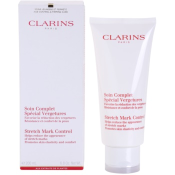 Clarins Body Age Control & Firming Care Körpercreme gegen Schwangerschaftsstreifen 1