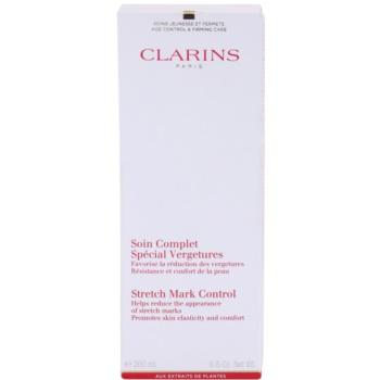 Clarins Body Age Control & Firming Care Körpercreme gegen Schwangerschaftsstreifen 2