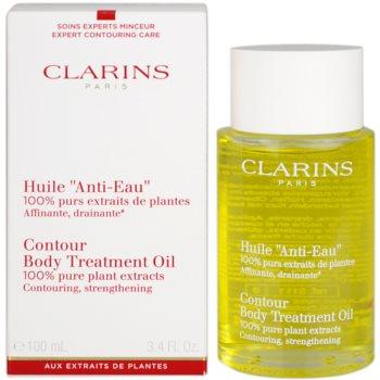Clarins Body Expert Contouring Care tvarující tělový olej s rostlinnými extrakty 1