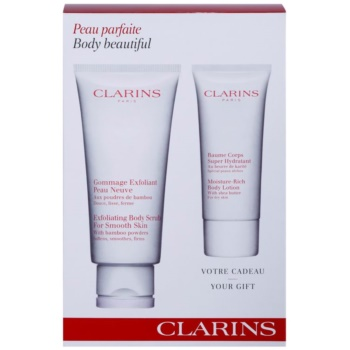 Clarins Body Exfoliating Care kozmetika szett I.