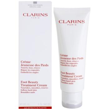 Clarins Body Specific Care nährende Crem für Füssen 1