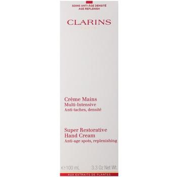 Clarins Body Super Restorative crema ce ofera elasticitatea pielii mainilor