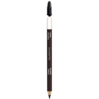Clarins Eye Make-Up Eyebrow Pencil dlouhotrvající tužka na obočí odstín 02 Light Brown 1,1 g