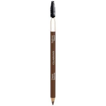 Fotografie Clarins Eye Make-Up Eyebrow Pencil dlouhotrvající tužka na obočí odstín 03 Soft Blond 1,1 g