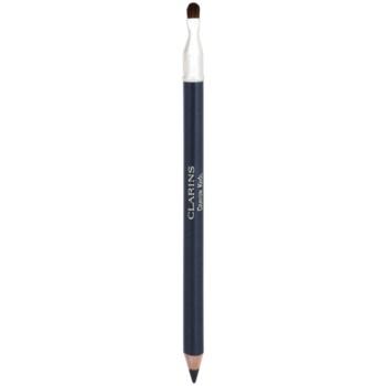 Fotografie Clarins Eye Make-Up Eye Pencil tužka na oči se štětečkem odstín 04 Platinum 1,05 g