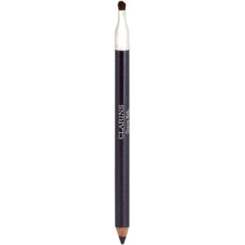 Fotografie Clarins Eye Make-Up Eye Pencil tužka na oči se štětečkem odstín 07 Smoky Plum 1,05 g