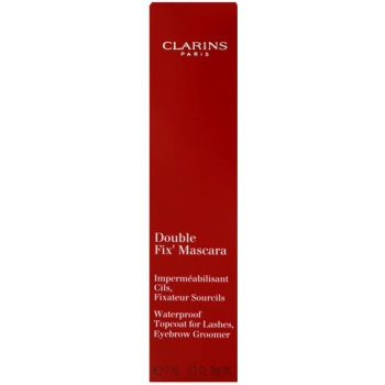 Clarins Eye Make-Up Double Fix' fixador resistente à água para pestanas e sobrancelhas 3