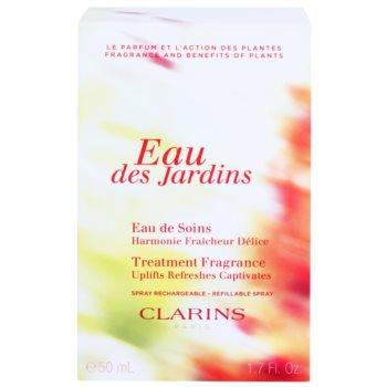 Clarins Eau Des Jardins Eau Fraiche pentru femei  reincarcabil 1
