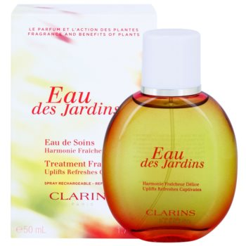 Clarins Eau Des Jardins Eau Fraiche pentru femei  reincarcabil 2