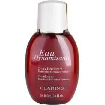 Fotografie Clarins Eau Dynamisante deodorant s rozprašovačem unisex 100 ml