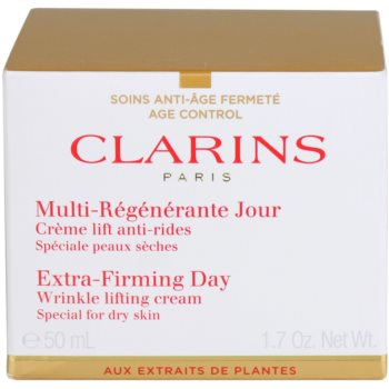 Clarins Extra-Firming dnevna lifting krema proti gubam za suho kožo 2