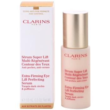Clarins Extra-Firming tratament pentru ochi de reintinerire impotriva cearcanelor si ochilor umflati 1