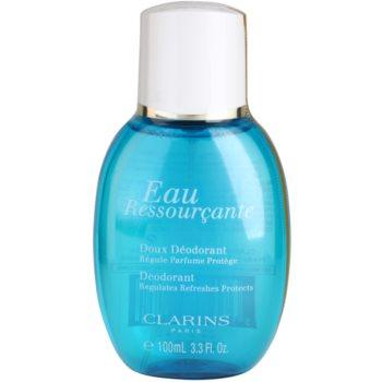 Clarins Eau Ressourcante deodorant spray pentru femei 100 ml