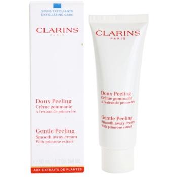 Clarins Exfoliating Care creme de peeling suave para todos os tipos de pele 1