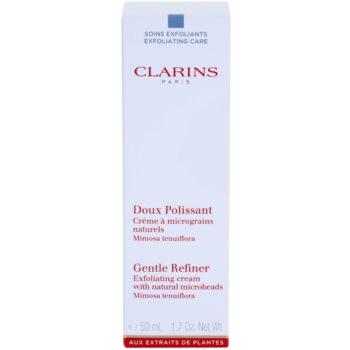 Clarins Exfoliating Care пилинг-крем с натурални микрочастици 2