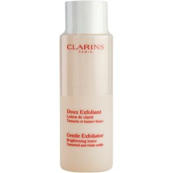 Clarins Exfoliating Care tonic exfoliant delicat pentru o piele mai luminoasa