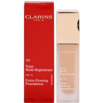 Clarins Face Make-Up Extra-Firming kremowy podkład przeciw starzeniu skóry SPF 15 2