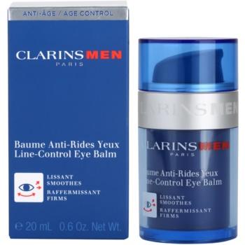 Clarins Men Age Control bálsamo reafirmante de olhos com efeito alisador 2