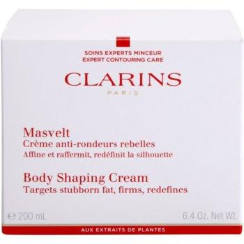 Clarins Body Expert Contouring Care wyszczuplający i ujędrniający krem do ciała 3