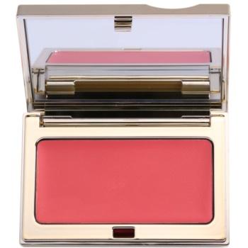 Fotografie Clarins Face Make-Up Multi-Blush krémová tvářenka na rty a tváře odstín 02 Candy 4 g
