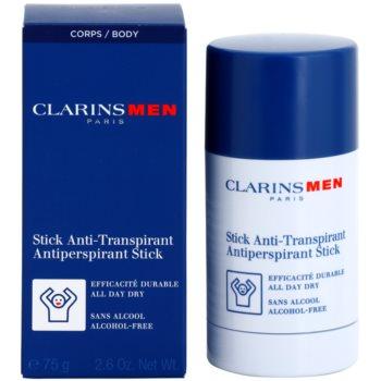 Clarins Men Body festes Antitranspirant ohne Alkohol 2