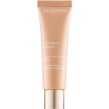 Clarins Pore Perfecting machiaj matififiant pentru a minimiza porii