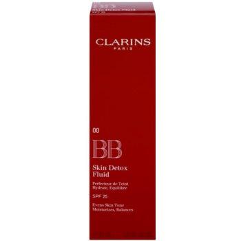 Clarins Face Make-Up BB Skin Detox Fluid ВВ крем із зволожуючим ефектом SPF 25 2