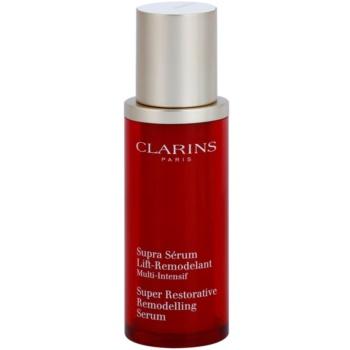 Clarins Super Restorative remodellierendes Serum für straffe Haut
