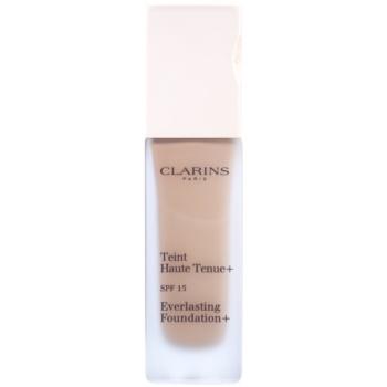 Clarins Face Make-Up Everlasting fard lichid de lunga durata SPF 15